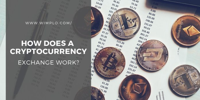 How does a crypto-exchange work?