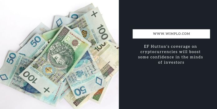 EF Hutton starts cryptocurrency rating, gives Bitcoin Cash (BCH) 5 stars