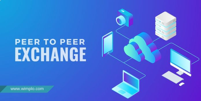 Peer to Peer exchange