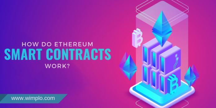 How do Ethereum smart contracts work?