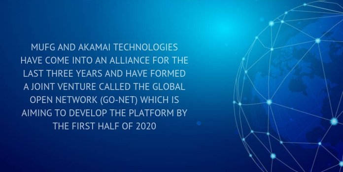 MUFG and AKAMAI technologies