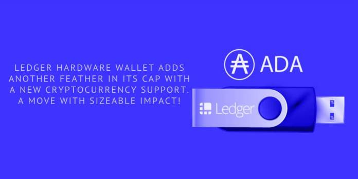 Ledger hardware wallet adds another feather in its cap with a new cryptocurrency support. A move with sizeable impact!