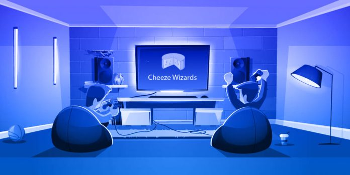 Blockchain-based game Cheeze Wizards launched