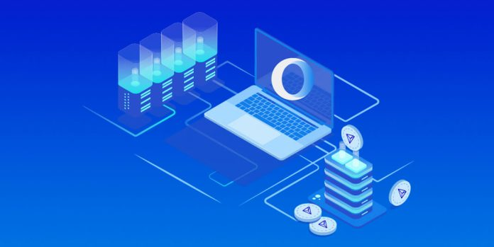 Opera scales with TRON support to its crypto-wallet