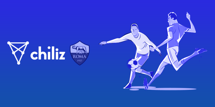 Italian Football Club AS Roma heralds Chiliz as official crypto partner