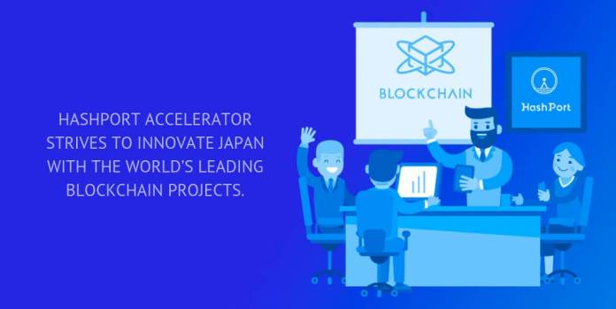 Hashport Accelerator strives to innovate Japan with the world's leading Blockchain projects