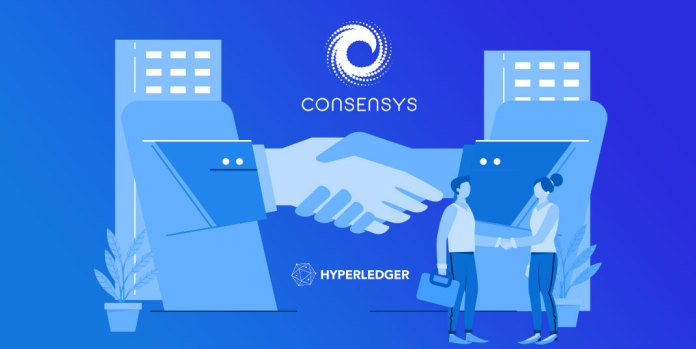 ConsenSys builds rank with Hyperledger