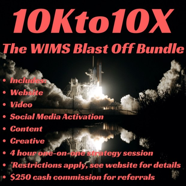 10Kto10X The WIMS Blast Off Bundle