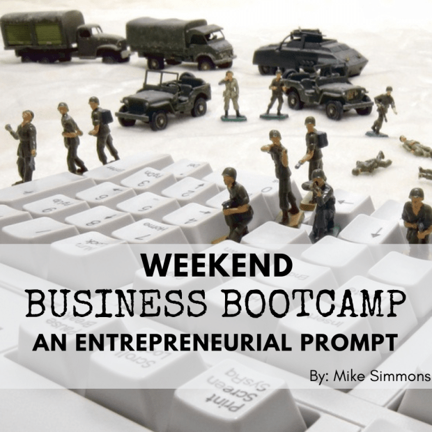 Business Bootcamp: Entrepreneur