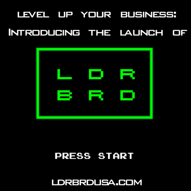 LDR BRD Level Up Your Business