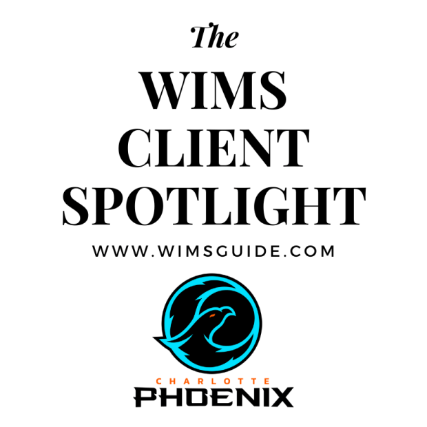WIMS Client Spotlight Charlotte Phoenix esports