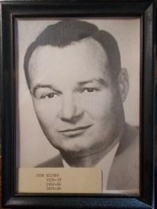 Sheriff John Blivens