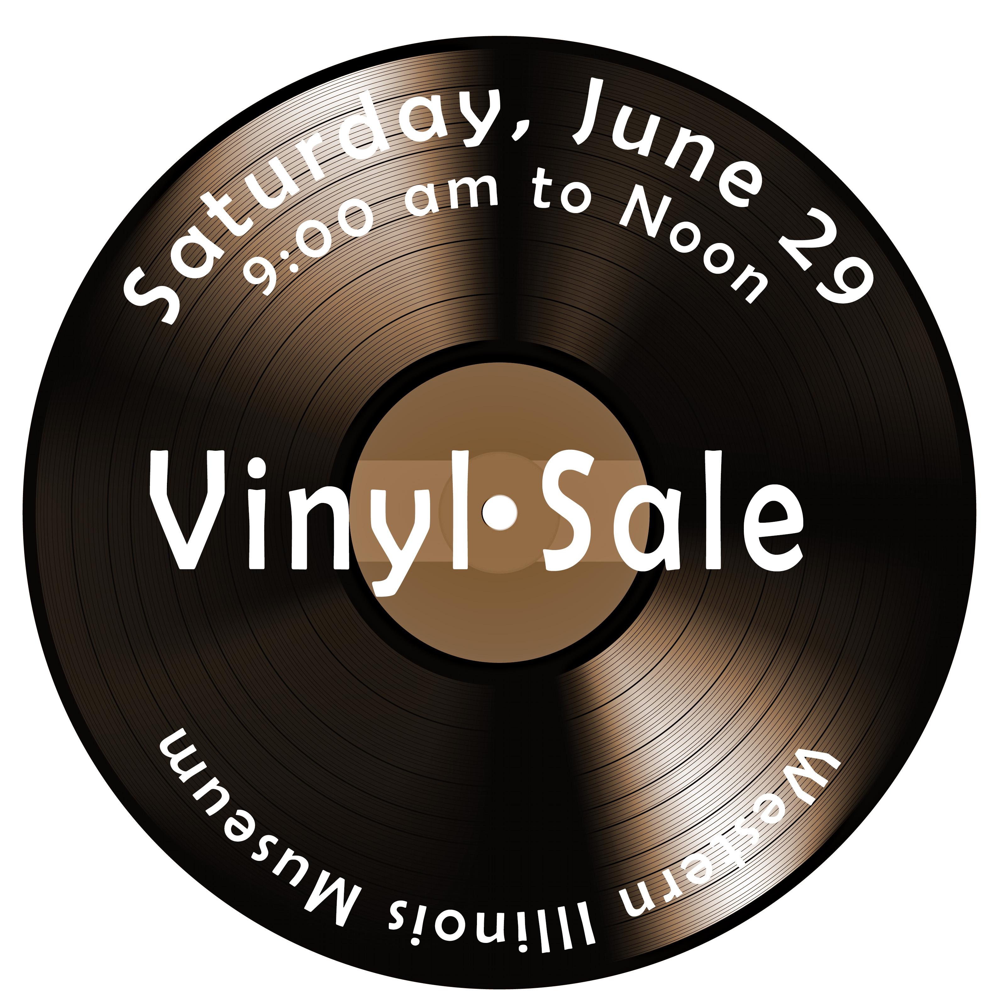 Vinyl Sale – Western Illinois Museum