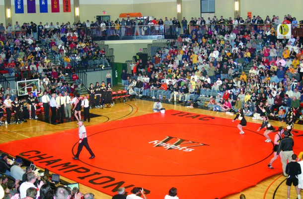 WIN's Top Ten Wrestling 'Hot Spots' in the United States - WIN