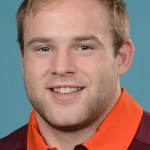 virginia tech hwt Walz_Ty_16WR_HEAD_46