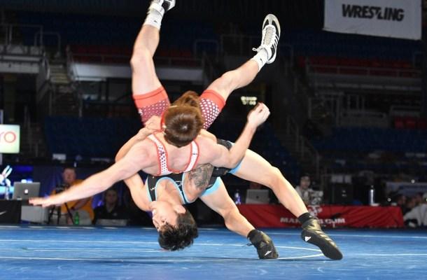 erwachsene freestyle wrestling in florida