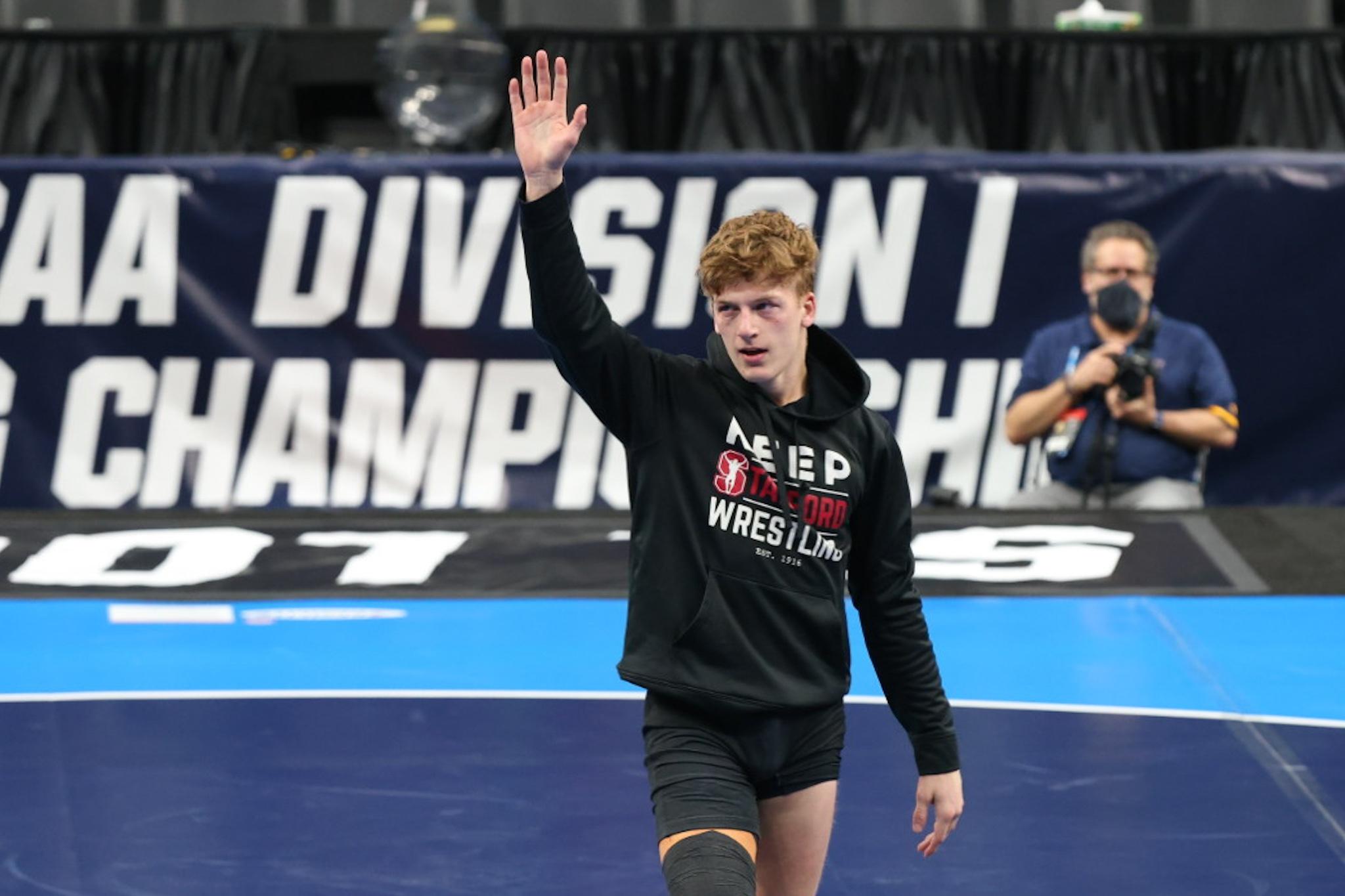 Stanford reinstates wrestling!
