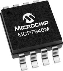MCP7940M-I/SN RTC/Calendar
