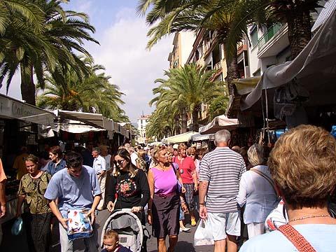 Ventimiglia Italy And Monte Carlo