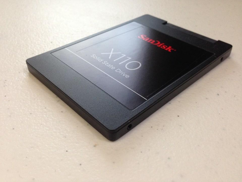 Prolonger la durée de vie d'un disque dur SSD