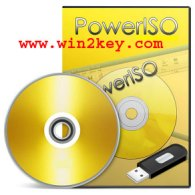 Power Iso Crack, 7.0 [License Key+LifeTime] Latest Version (Win2key)
