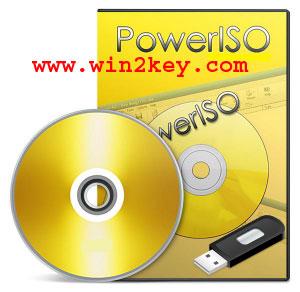Power Iso Crack, 7.0 [License Key+LifeTime] Latest Version (Win2key)