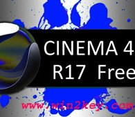Cinema 4D R17 Free Keygen & Cracked Download Is Here