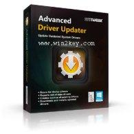 Advanced Driver Updater License Key (Crack + Serial key) Latest Version
