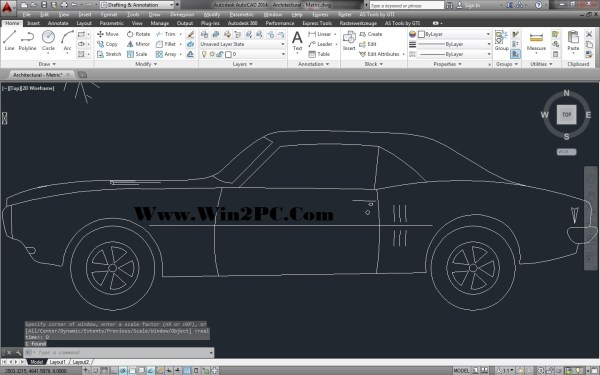 AutoCAD 2015 Crack-pic-Win2PC