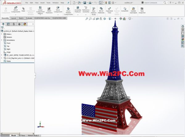 SolidWorks 2016 Crack-pic-Win2Pc