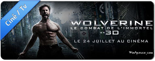 Wolverine 2 : Le combat de l'immortel – Bande-annonce VF HD