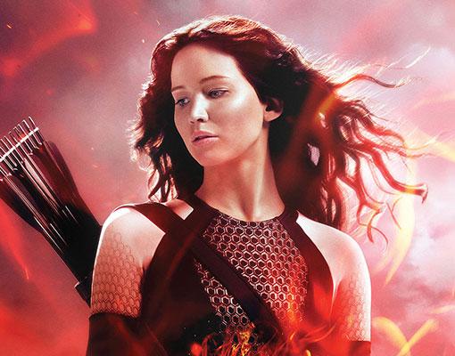 Hunger Games 2 - Jennifer Lawrence