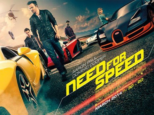 Need For Speed - Poster
