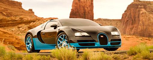 Transformers 4 - Bugatti Veyron Grand Sport Vitesse