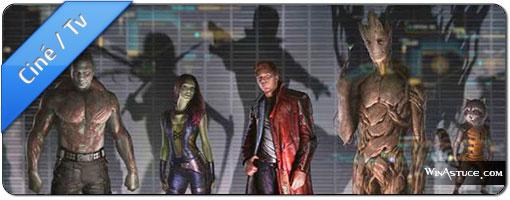 Les Gardiens de la Galaxie – Bande-annonce