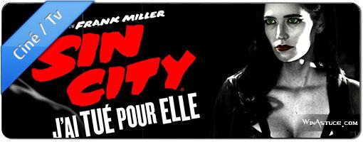 Sin City 2 : j'ai tué pour elle – Bande-annonce