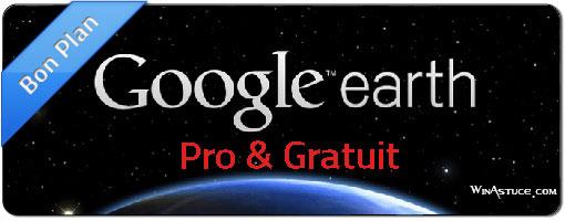Google Earth Pro est désormais gratuit