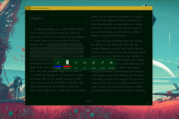 Reading books on your windows 10 devices on msft screenshot 150 fandeluxe Image collections