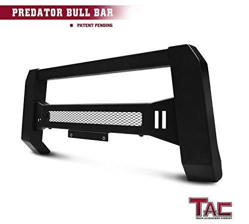 TAC Modular Bull Bar Custom Fit 2010-2019 Dodge Ram 2500
