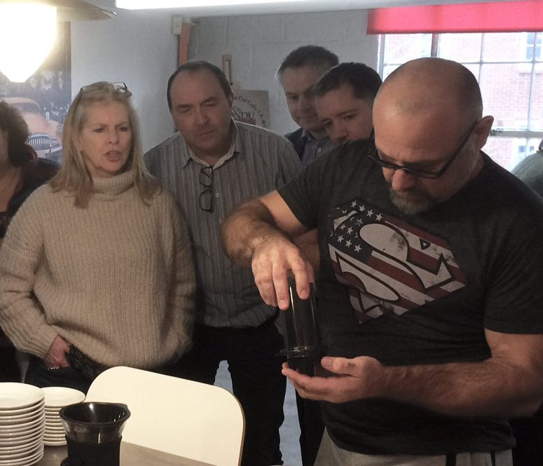 Corporate Days – Team Building with Coffee