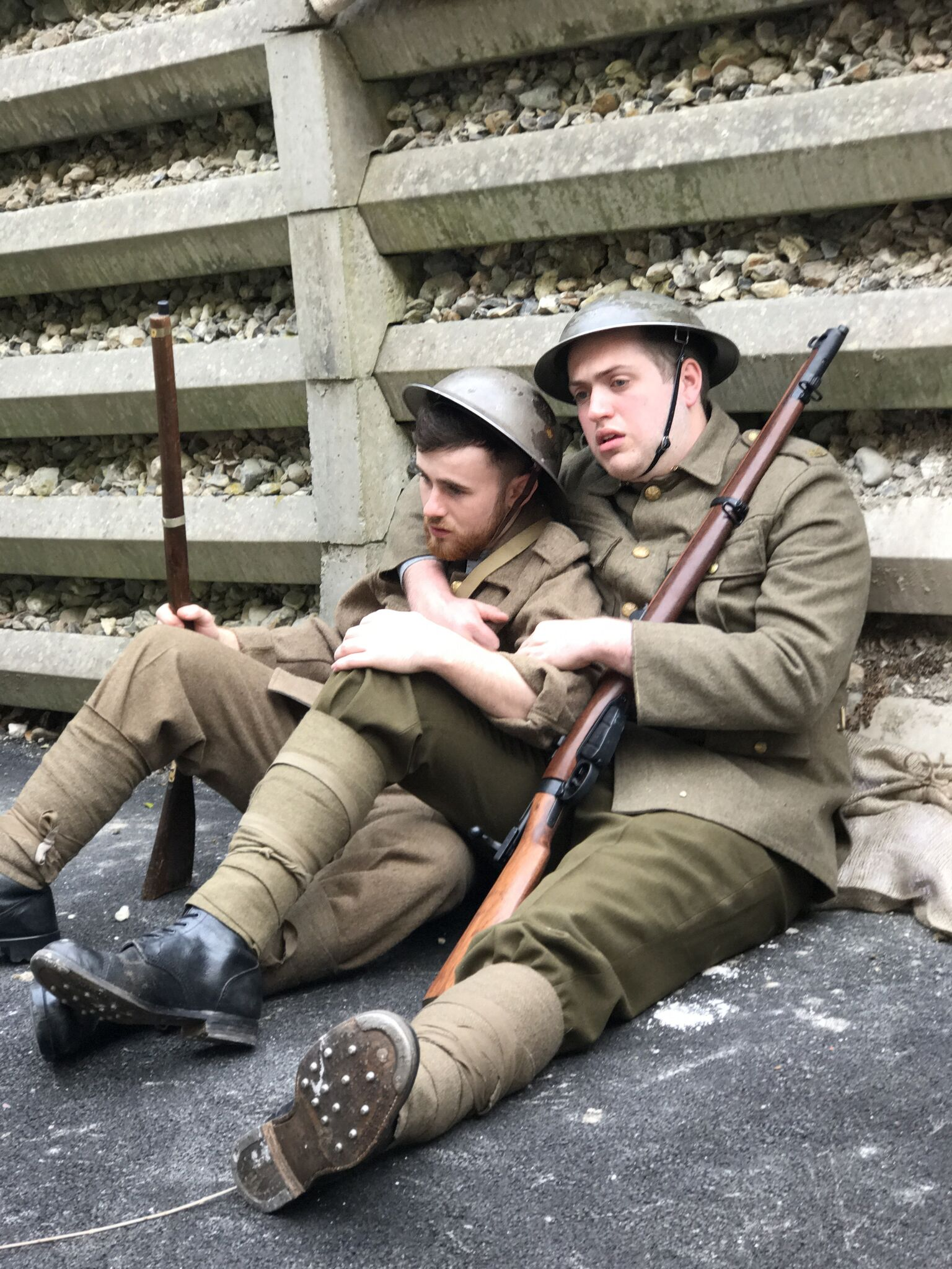 Private Peaceful Charlie Private Peaceful Characters 01 06