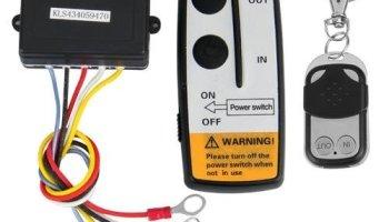 tuff stuff wireless winch remote control winch superstore qiorange dc 12v black wireless 50ft remote control kit for car truck jeep atv winch tuff