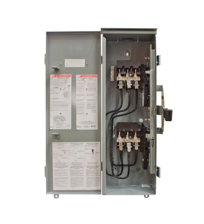 square d manual transfer switch
