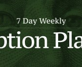 +7 Day Weekly Option Plays 4/10/19
