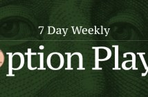 Weekly Option Plays