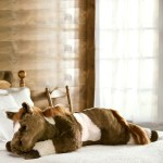 Pinto Pony Body Pillow Free 2 Day Delivery Wind And Weather
