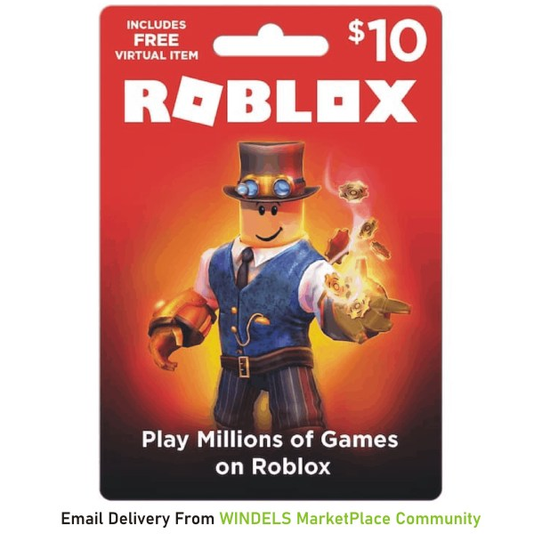Roblox Game (Robux) WINDELS MarketPlace Community