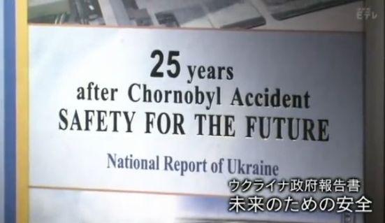 ウクライナ政府報告書 未来のための安全