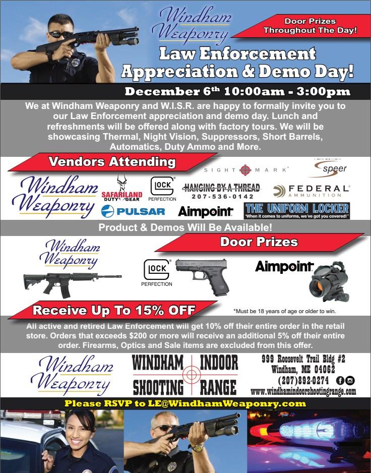 LE Appreciation & Demo Day