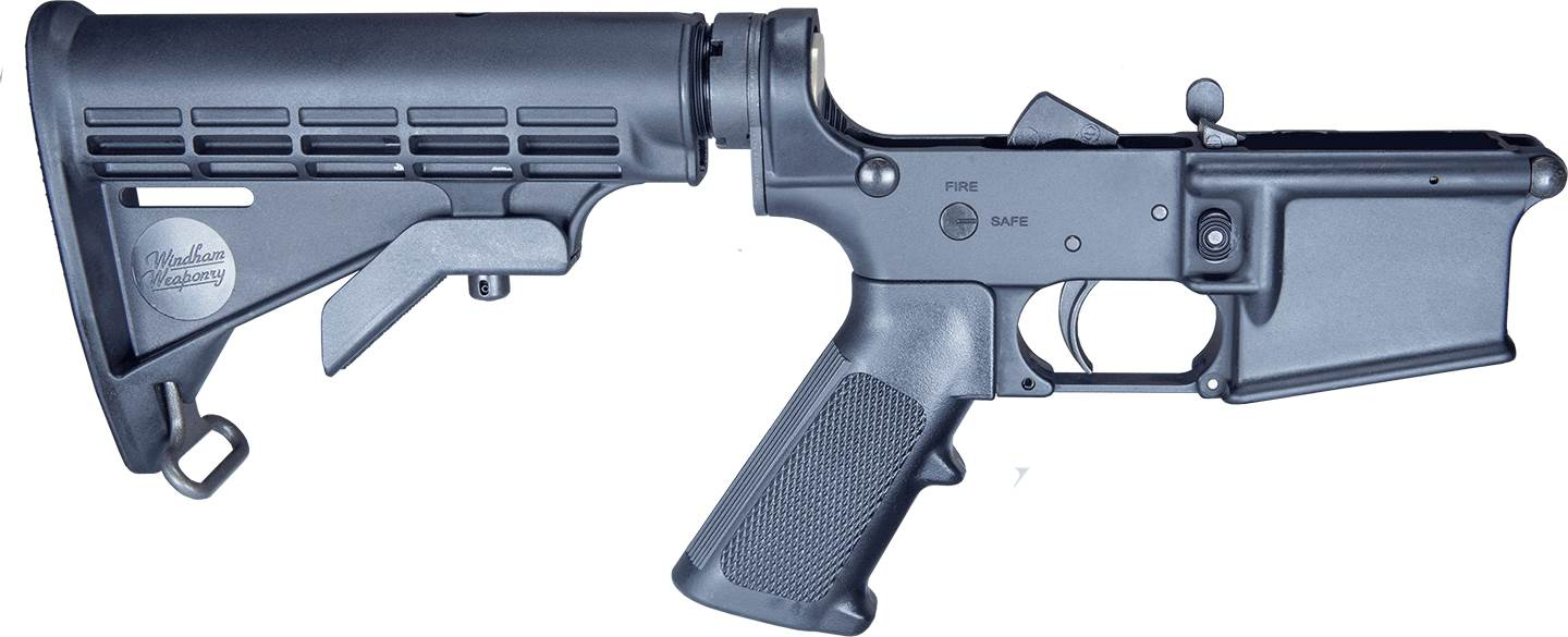 Windham Weaponry Lower Receivers - Windham Weaponry Online  AR-15